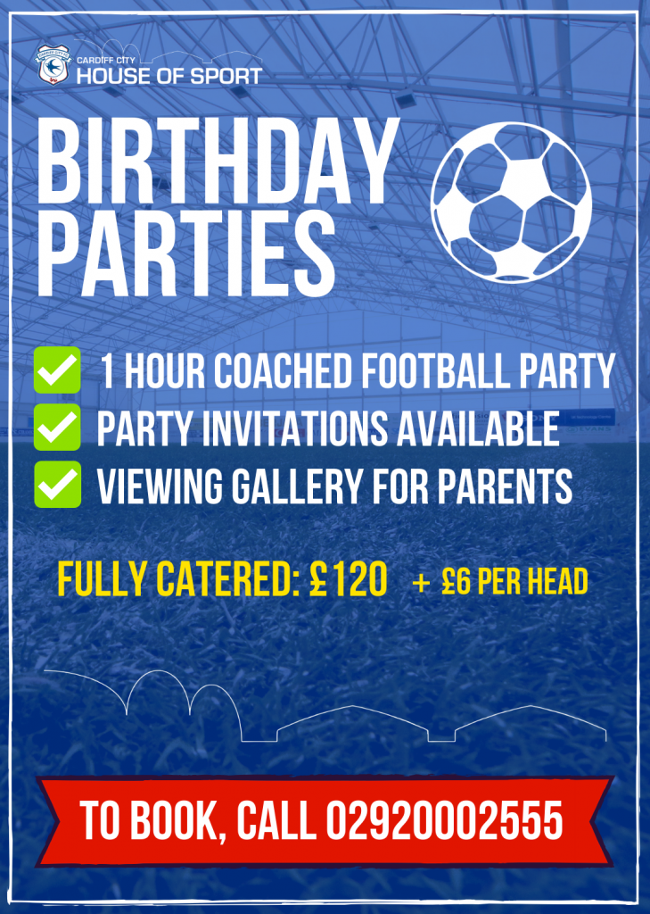 1 hour coached football partyparty invitations availableviewing gallery for parents (1)