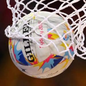 netball-ball