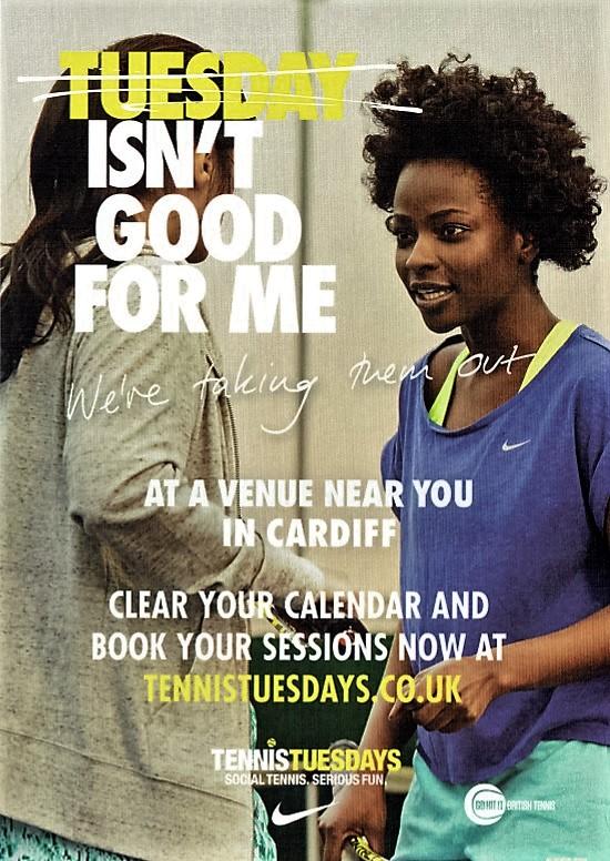 tennis tuesdays women