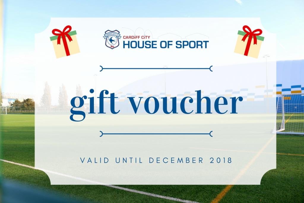 Gift Vouchers A4
