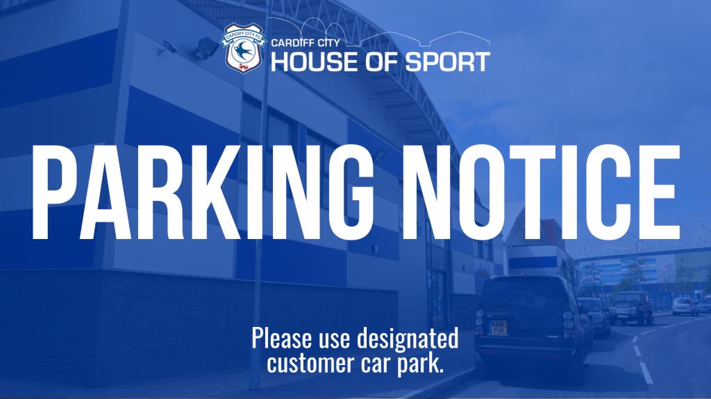 Parking Notice
