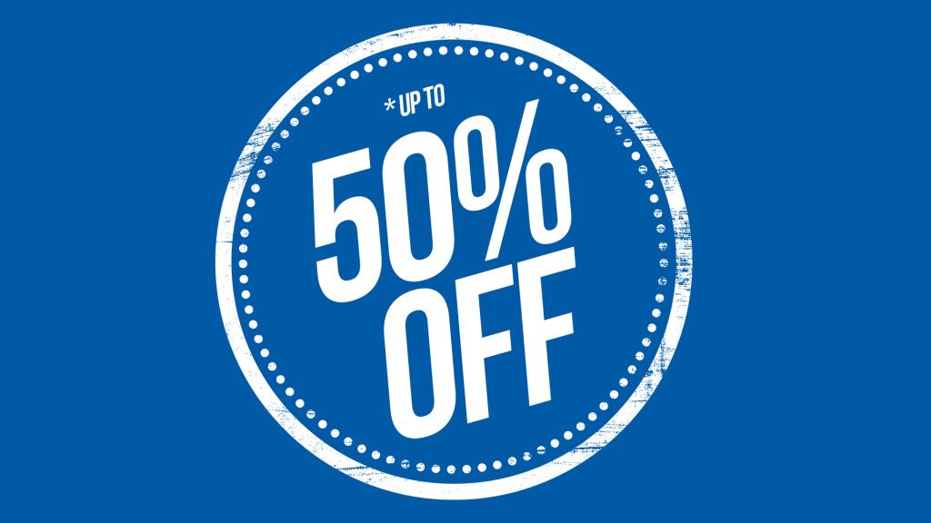Summer Offers-50% OFF