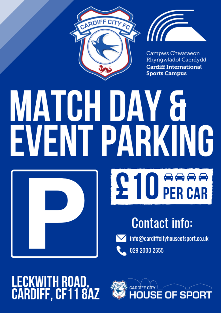 match day &event parking